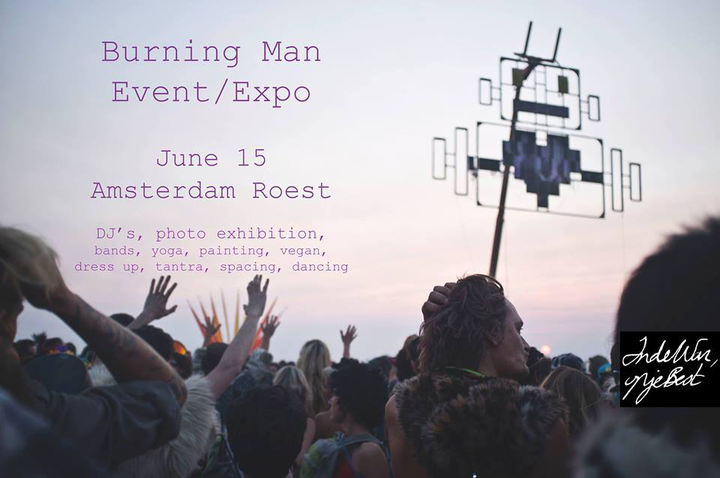 Burning man event/expo