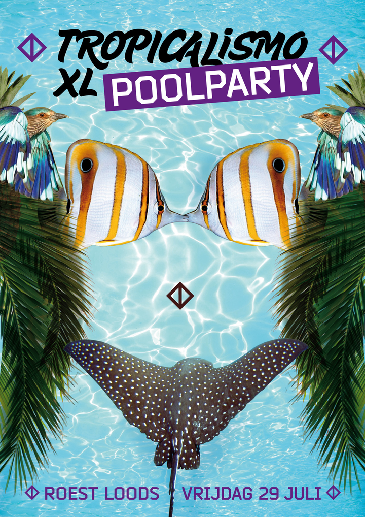 Tropicalismo XL: Poolparty