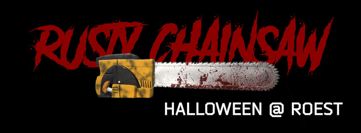 Halloween: Rusty Chainsaw