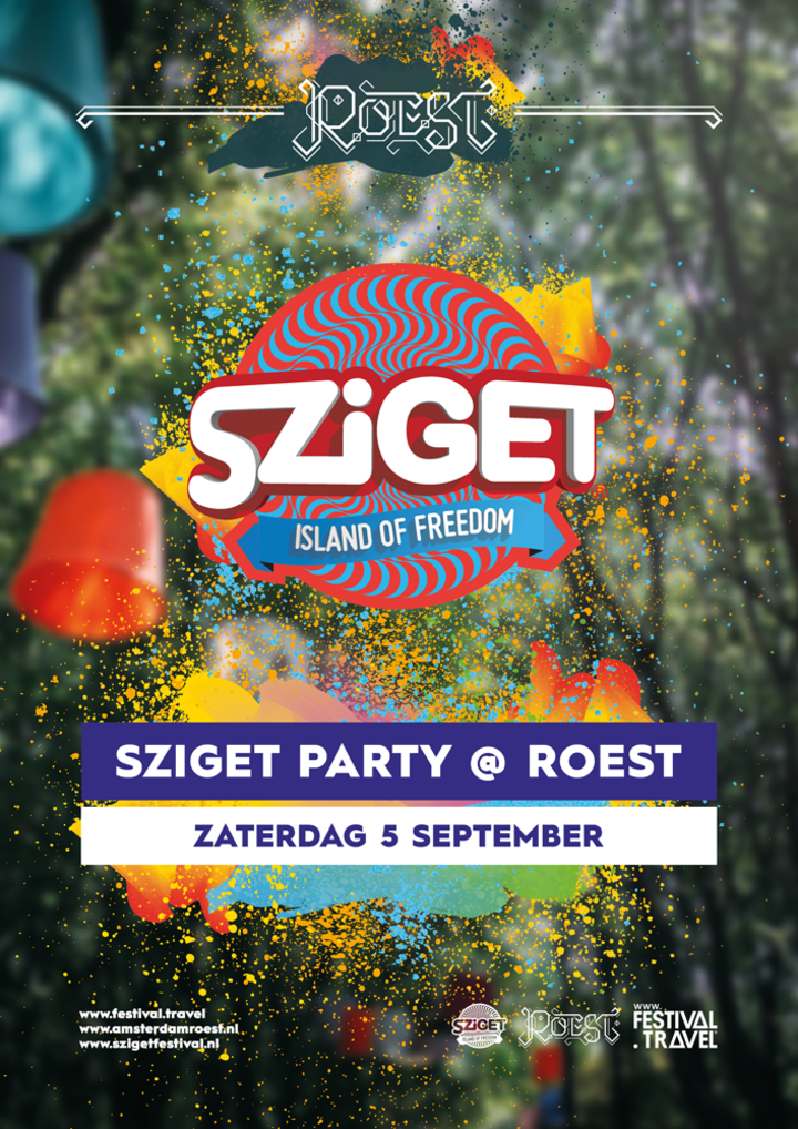 Sziget Party @ Roest