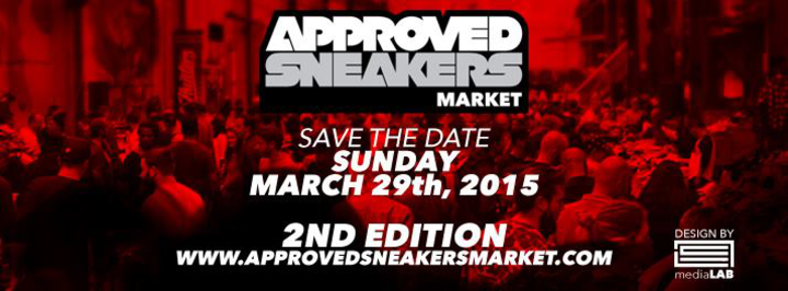 Approved Sneakers Market 2nd Edition