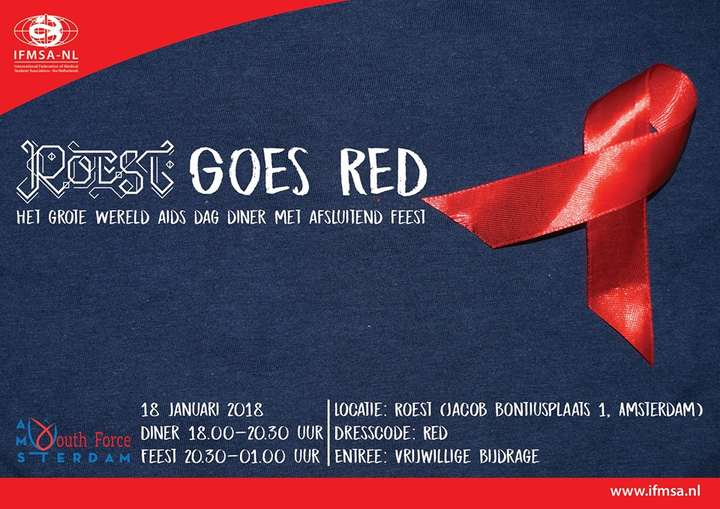 Roest goes RED ***GECANCELD***