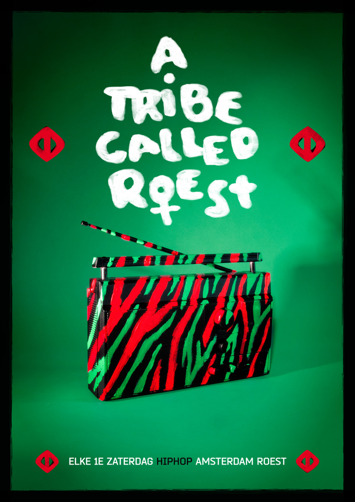 A Tribe Called Roest invites Resolman
