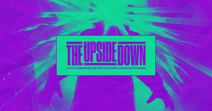 The Upside Down - Dean High & Carista